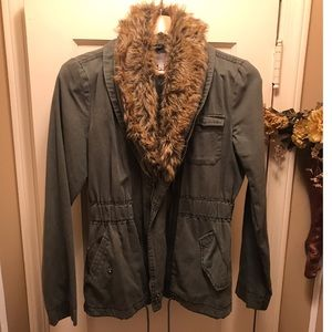 Urban outfitters cargo jacket